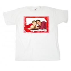 Тениска с рамка №16 размери S.M. L. XL. XXL.