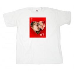 Тениска с рамка №17 размери S.M. L. XL. XXL.