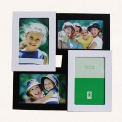 Frame for 4 photos format 10/15 cm.