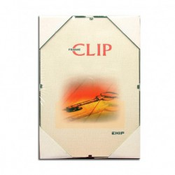 Glass frame with clip format 20/30cm.