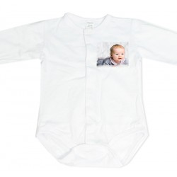 Kids body with long sleeve sizes 56,62,68