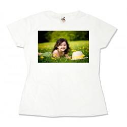 Дамска тениска размери S.M. L. XL.