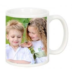 White mug 300ml
