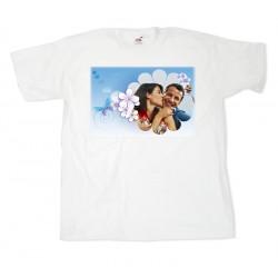 Тениска с рамка №4 размери S.M. L. XL. XXL.
