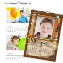 Шестлистен календар