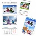 Дванадесет листов календар